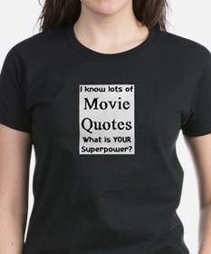 movie quotes Tee