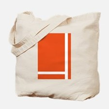 Bright Orange! Tote Bag