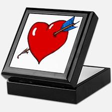 Cupid's Arrow Keepsake Box
