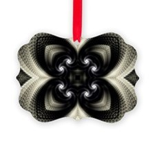 Husk Pattern Ornament