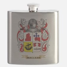MacLean Coat of Arms - Family Crest Flask