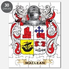MacLean Coat of Arms - Family Crest Puzzle