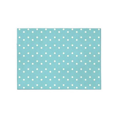 polka dots 5 x7 area rug by bestgear
