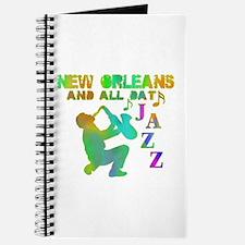 New Orleans Jazz (4) Journal