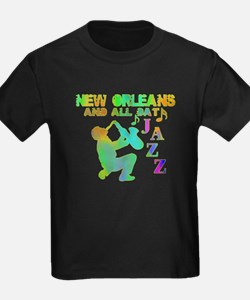 New Orleans Jazz (4) T