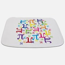 Pieces of Pi Bathmat