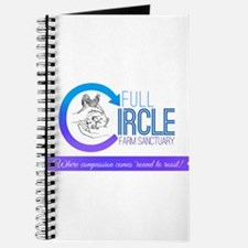 Full Circle Farm Sanctuary Logo Journal