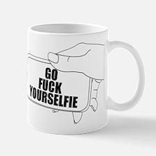 Go F yourselfie Mugs