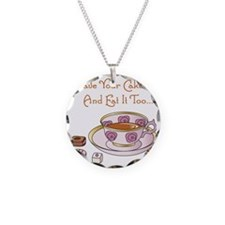 Have Your Cake And Eat It To Necklace