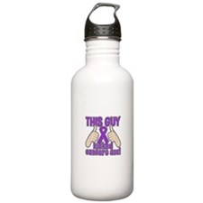 Pancreatic Cancer This Guy Kicked Cancer Water Bottle