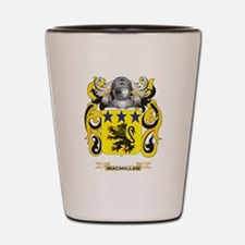 MacMillan Coat of Arms - Family Crest Shot Glass