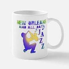 New Orleans Jazz (3) Mug