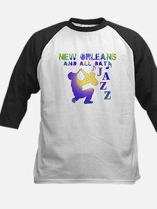 New Orleans Jazz (3) Tee