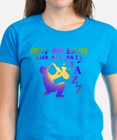 New Orleans Jazz (3) Tee