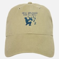New Orleans Jazz (2) Baseball Baseball Cap