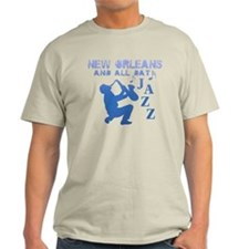 New Orleans Jazz (2) T-Shirt
