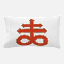 Satanic Cross Pillow Case