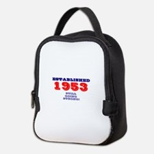 ESTABLISHED 1953- STILL GOING S Neoprene Lunch Bag