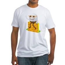 Humpty Dumpty super cute on a wall Shirt