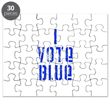 I Vote Blue-BB.png Puzzle