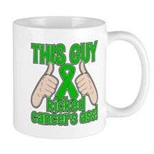 Bile Duct Cancer This Guy Kicked Cancer Mug