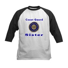 coast guard sister kids and b Tee