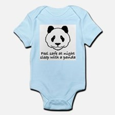Feel safe at night sleep with Infant Bodysuit