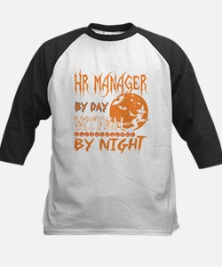 Hr Manager By Day Witch By Night H Baseball Jersey