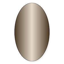 Bronze Metallic Shiny Decal