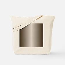 Bronze Metallic Shiny Tote Bag