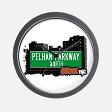 Pelham Parkway North, Bronx, NYC  Wall Clock