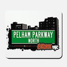 Pelham Parkway North, Bronx, NYC  Mousepad