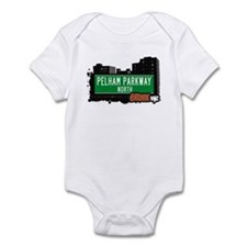 Pelham Parkway North, Bronx, NYC  Infant Bodysuit