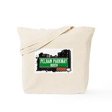 Pelham Parkway North, Bronx, NYC  Tote Bag