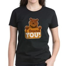I FOUND YOU love cute grizzly Tee