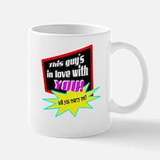 In Love With You-Herb Alpert/t-shirt Mugs