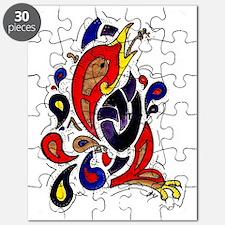 Irish Wren Puzzle