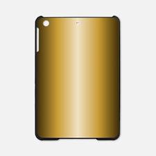 Gold Metallic Shiny iPad Mini Case