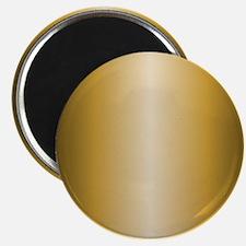 Gold Metallic Shiny Magnet