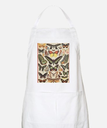 Less Than Butterflies Apron