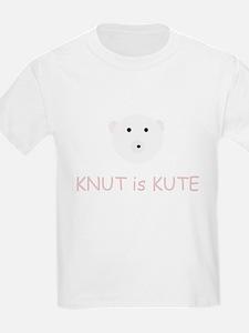 Pink Knut is Kute T-Shirt