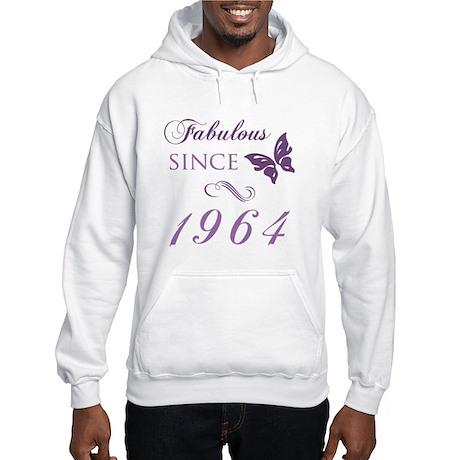 Fabulous Since 1964 Hooded Sweatshirt