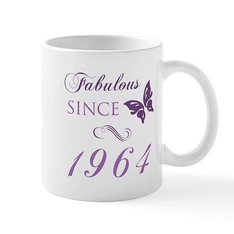 Fabulous Since 1964 Mug