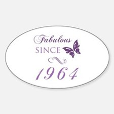 Fabulous Since 1964 Decal