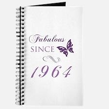 Fabulous Since 1964 Journal