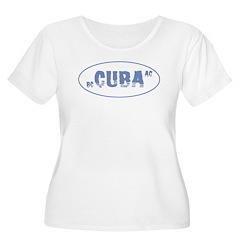 Cuba BC AC Water T-Shirt