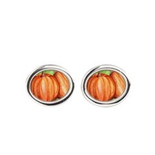Pumpkins Cufflinks