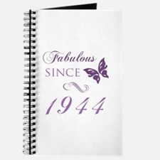 Fabulous Since 1944 Journal