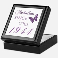 Fabulous Since 1944 Keepsake Box