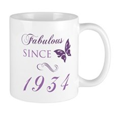 Fabulous Since 1934 Mug